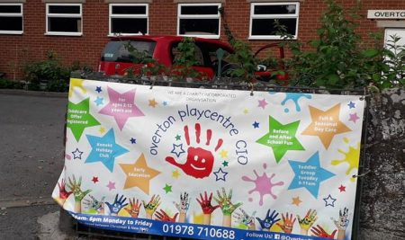 Overton Play Centre CIO – Early Yeears Apprentice Opportunity
