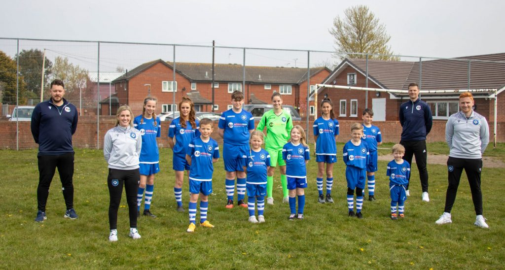 Achieve More Training Ltd Sponsorship of NFA grassroots and development teams