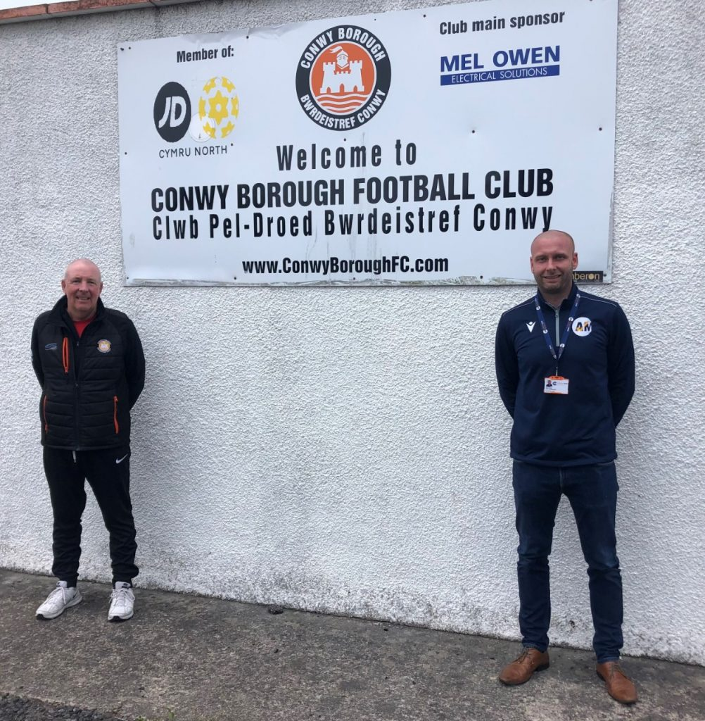 Achieve More with Conwy Borough FC